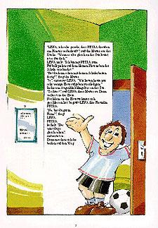 Fussballbuch Seite 1
