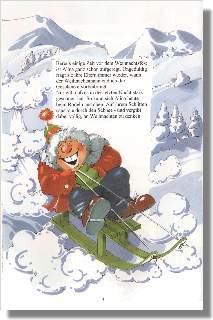 Weihnachtsbuch Seite 2